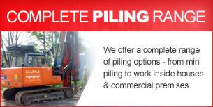 Complete Piling Range