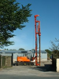 large piling service essex