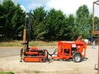 mini piling service in Stoke-on-Trent